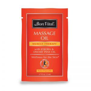 Aceite para masaje Muscle Therapy 5 ml Bon Vital