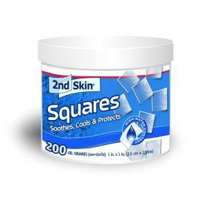 Apósito 2nd skin cuadrado c/200 parches