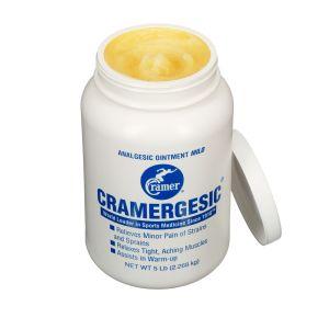Cramergesic-Tarro 5 Libras (2.286 kgs)