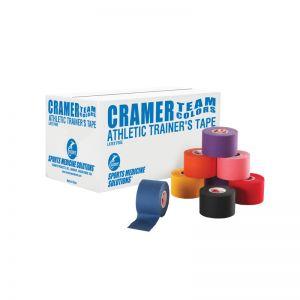 Caja Tela Adhesiva Cramer  Athletic Tape Color