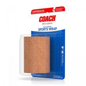 Venda Autoadherible Coach Sports Johnson & Johnson